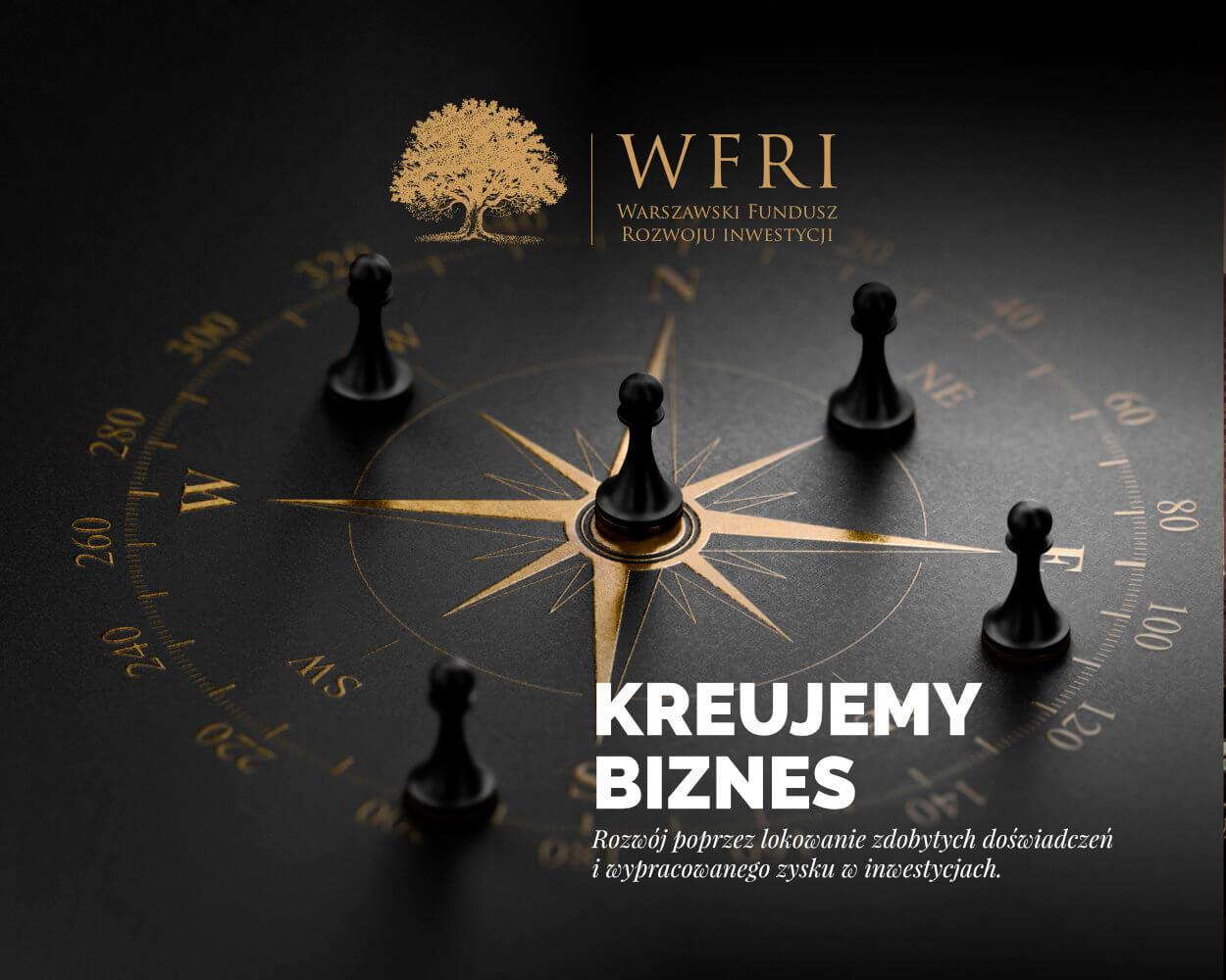 SeydaStudio.pl | Warszawki Fundusz Rozwoju Inwestycji